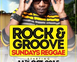 Rock & Groove Sunday Reggae