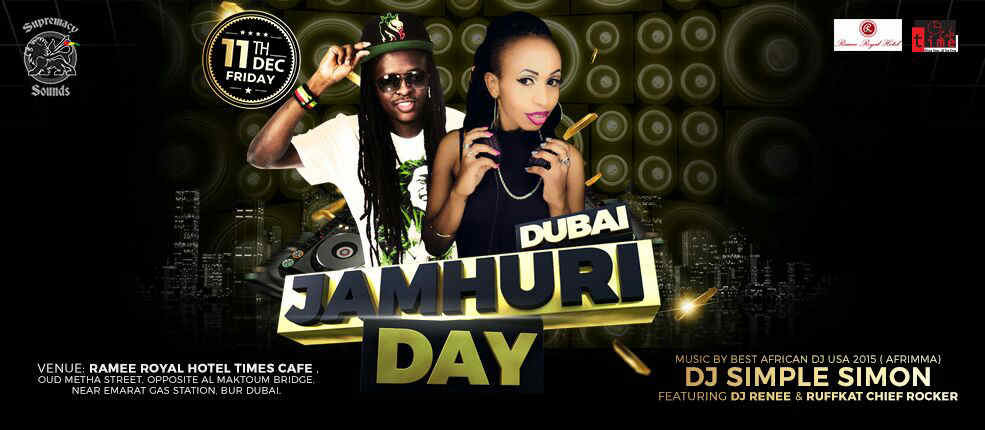 JAMHURI DAY SPECIAL PARTY