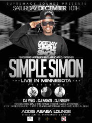 Simple Simon Live In Minnesota
