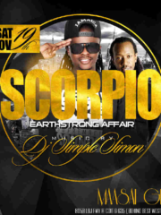 Scorpio Earthstrong Affair