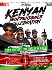 Kenya Independence Celebration