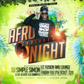 Afro Caribbean Night