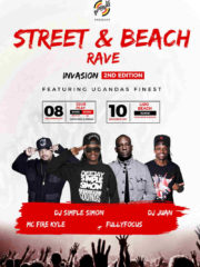 Street Beach & Rave Invasion – 2nd Edition